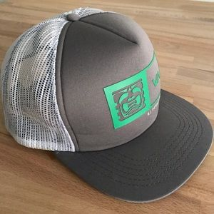 RVCA Hawaii + BJ Penn SnapBack Hat